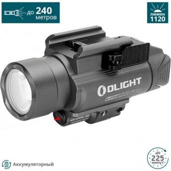 Фонарь OLIGHT BALDR RL GUNMETAL GREY